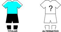 Uniforme Selección Atyreña de Fútbol