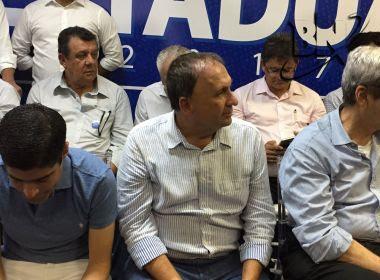 Em convenção, João Gualberto é reeleito presidente do PSDB