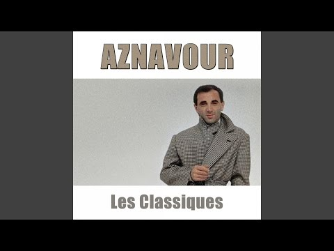 Charles Aznavour - Gosse de Paris
