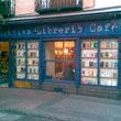 La fugitiva librería cafetería