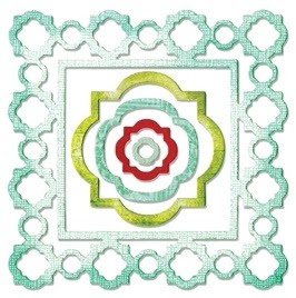 Thinlit Moroccan Card Front