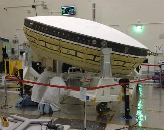 NASA vai testar