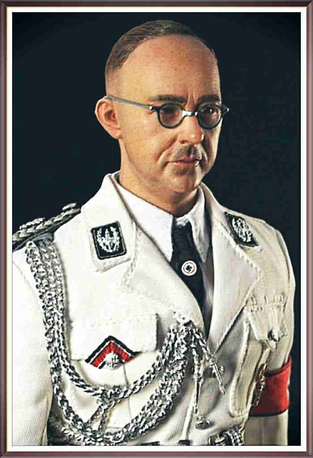 Truth Will Out Radio: Heinrich Himmler – TWOR 081420