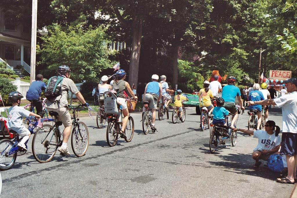 Photo of July 4 parade