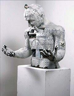 Golem Sculpture