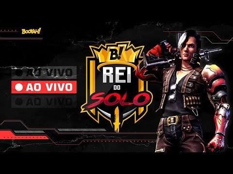 FREE FIRE AO VIVO : Rei do Solo 👑 | Semifinal - Grupo 2 | Free Fire