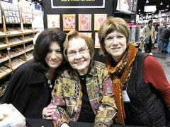 Mom, Carol and Mary!