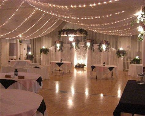Ceiling decorations   wedding   reception   Pinterest