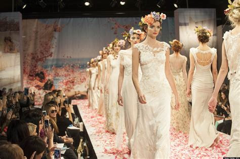 Bridal Fashion Week 2012: Top Trends From Designers' Fall