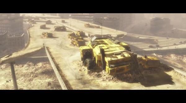 Wall-E camion