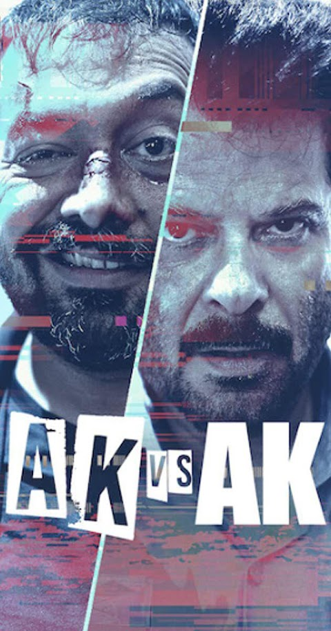 AK vs AK (2020) 480p 720p 1080p WebRip Hindi | Netflix Film