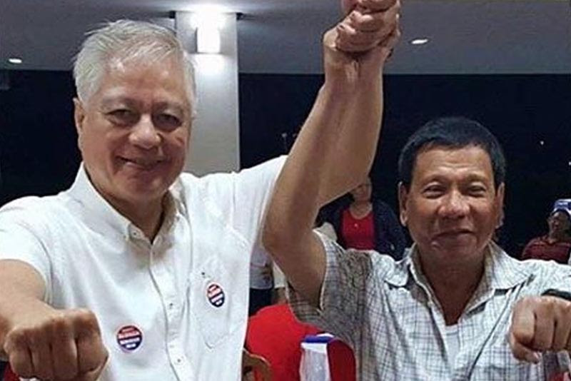Rafael Alunan III: Duterte is God's answered prayers for Filipinos