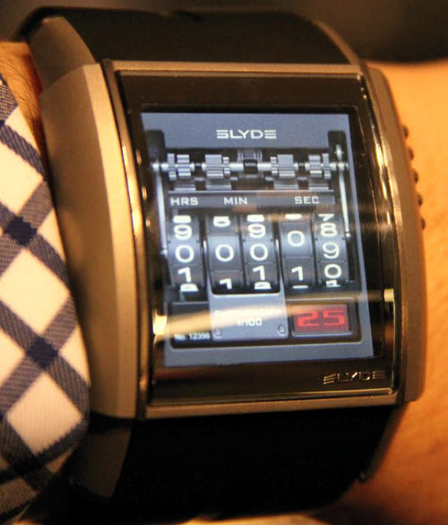 HD3 Slyde Tops iPod nano Watches In Every Way, Price Included