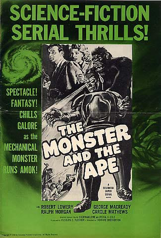 monster and the ape 4