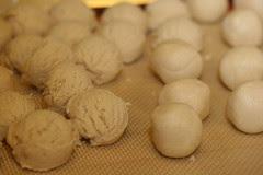 Martha Stewart's Chocolate Thumbprints