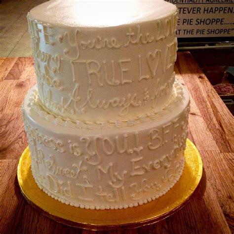 Best 25  Rehearsal dinner cake ideas on Pinterest