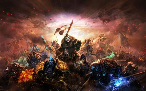 world  warcraft wallpapers high quality page