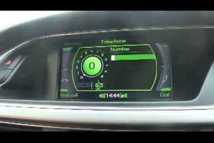 2008 Audi A4 Bluetooth Setup