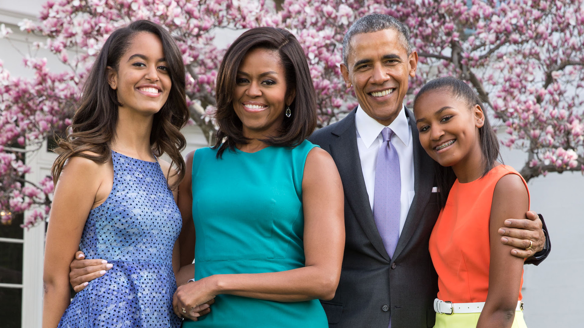 Image result for PICTURE OF THE OBAMAS