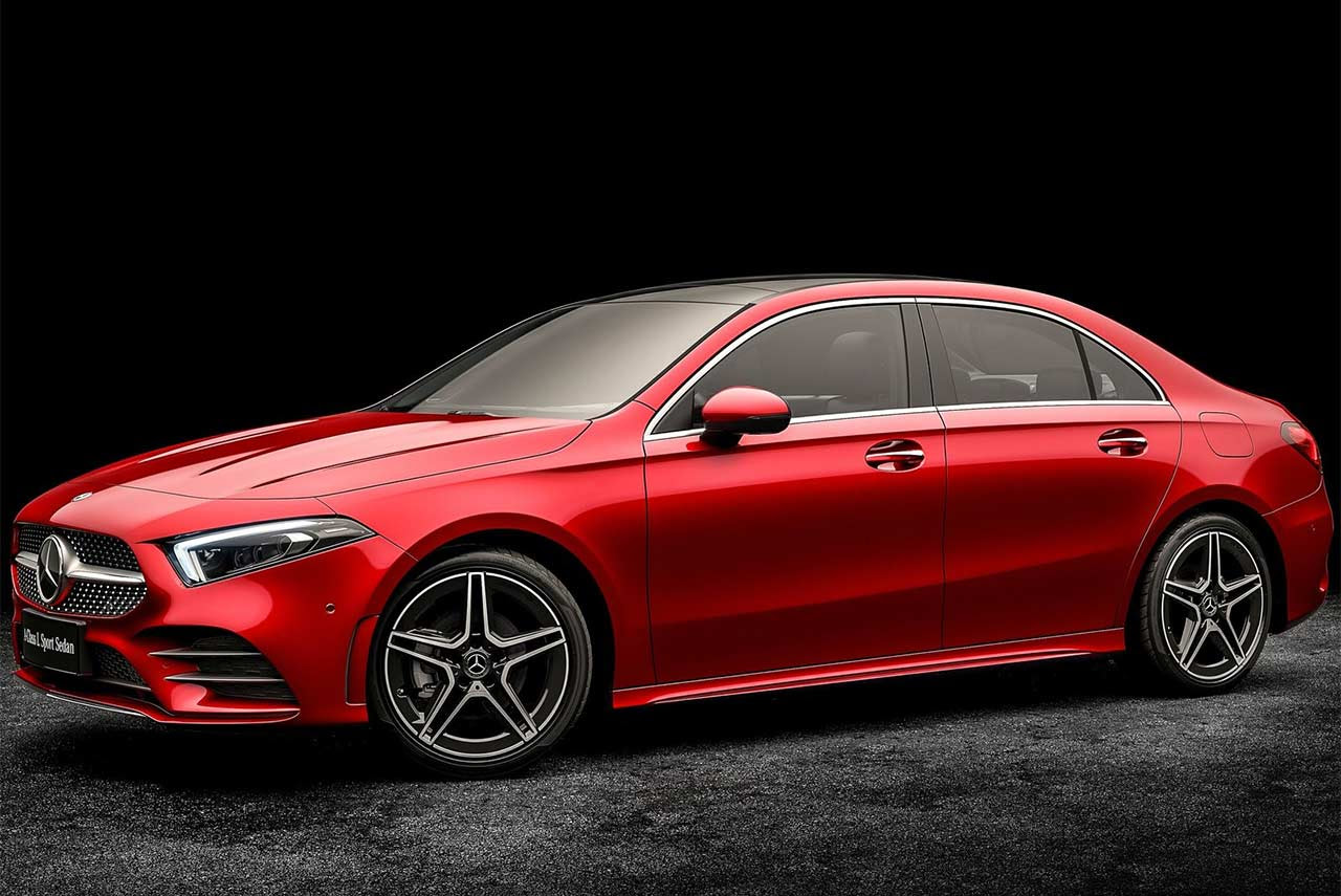 2019 Mercedes-Benz A-Class L Sedan is Exclusively for ...