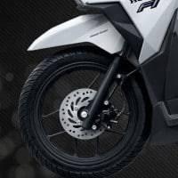 Desain Velg Baru Honda Vario 150 eSP