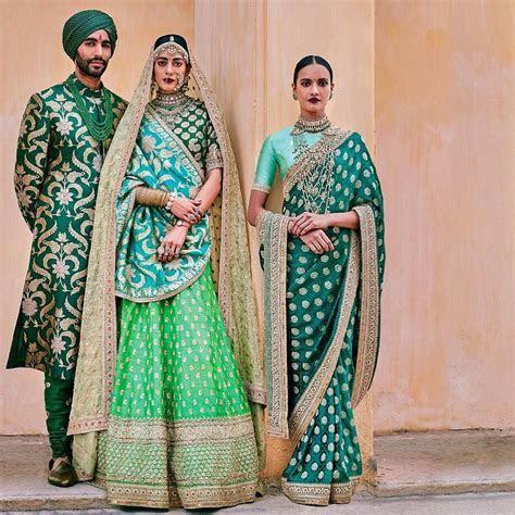 Sabyasachi Mukherjee's Stunning 'Banarasi Bride