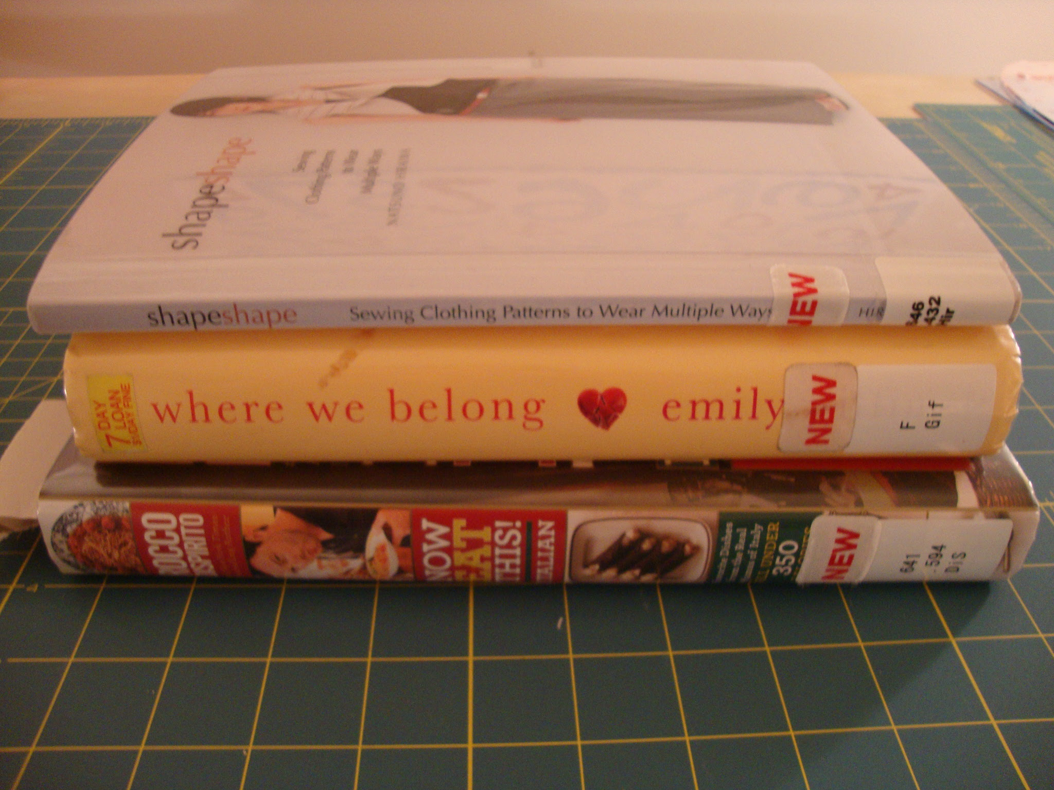 PPL books for this week