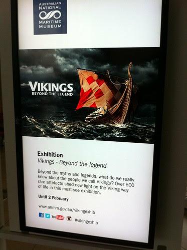 #vikingexhib at @ANMMuseum by ellen forsyth