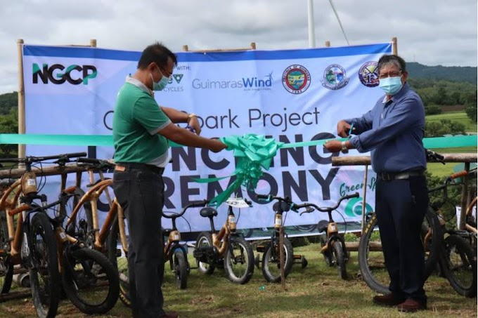 "NGCP's ""Green Spark"" program reinforces eco-tourism in Guimaras"