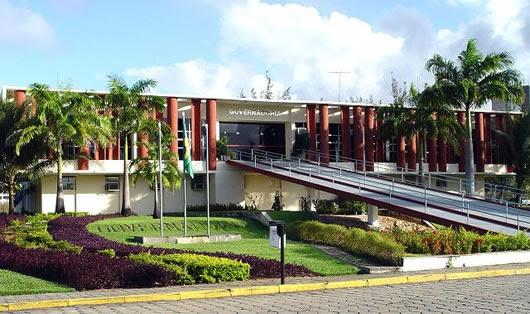 Resultado de imagem para governadoria centro administrativo rn