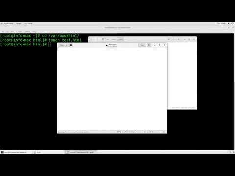Linux Server : Apache Web Server