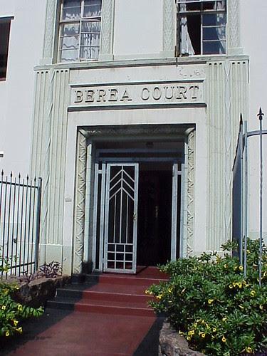 Berea Court, Durban