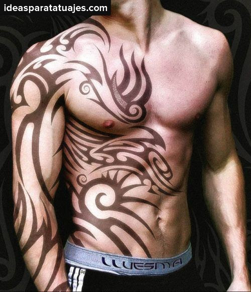 Imágenes De Tatuajes Tribales Imágenes