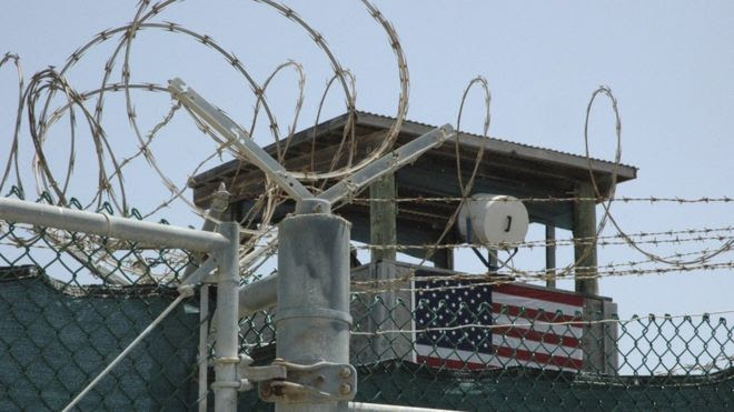 Ghana's leader Mahama defends accepting Guantanamo detainees