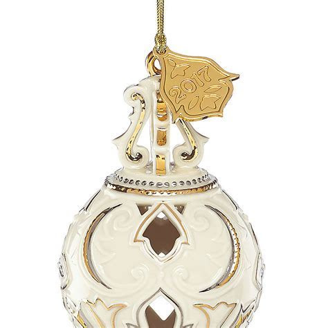 Lenox Christmas Annual Ornament 2017   Lenox Christmas