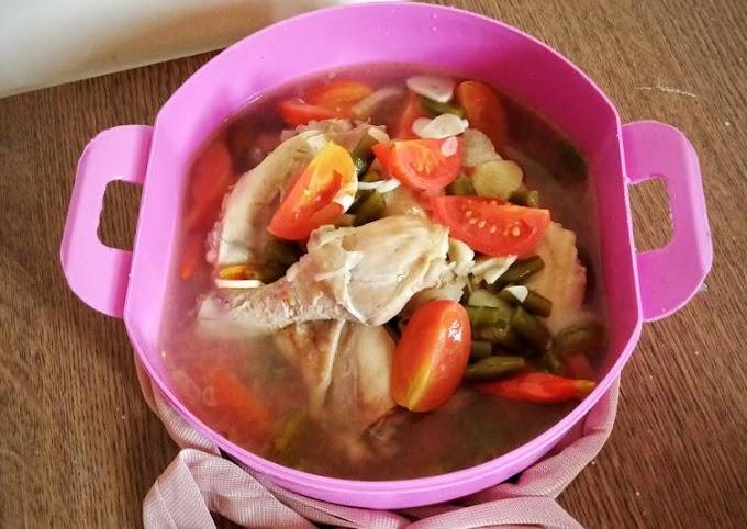 Resep Asem-Asem Ayam khas Rembang Cita Rasa Tinggi