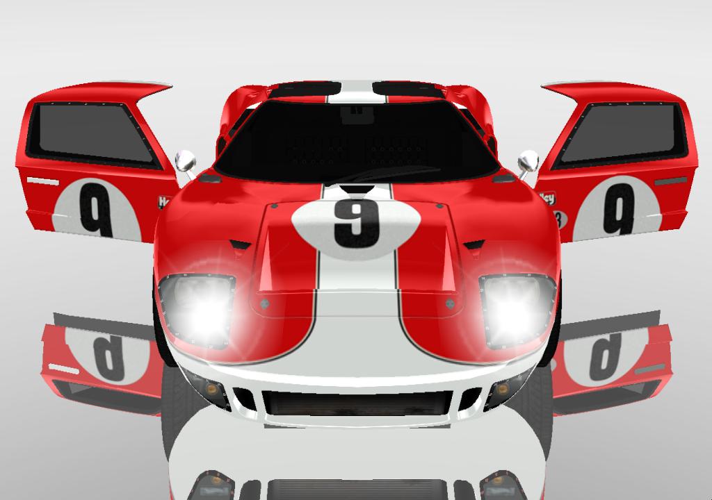 MMD Ford GT40 MkI