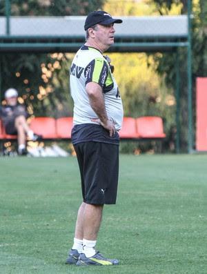 Levir Culpi; Atlético-MG (Foto: Bruno Cantini/CAM)