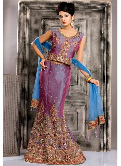 Pakistani Bridal Lehenga Choli Designs   Wedding Wear