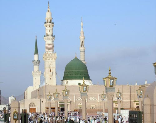 Image result for مسجد نبوی
