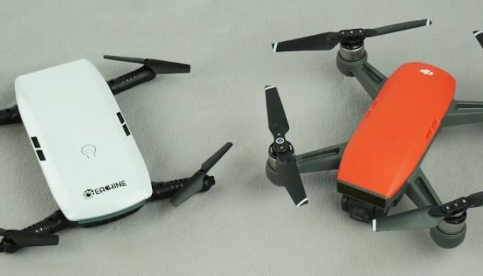 Sorteio De Um Drone DJI Spark