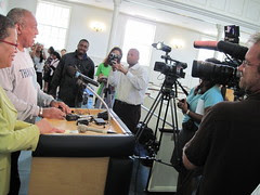 Bill Cosby at Bennett College 2