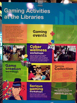 Serangoon Public Library official opening 11 Mar 201110