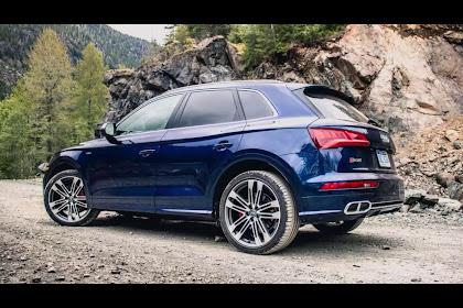 2018 Audi Sq5 Prestige Review