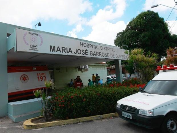 Prisões ocorreram no Frotinha da Parangaba, em Fortaleza (Foto: Prefeitura de Fortaleza/Divulgação)