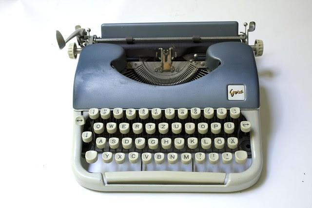 Gesa Kleinschreibmaschine