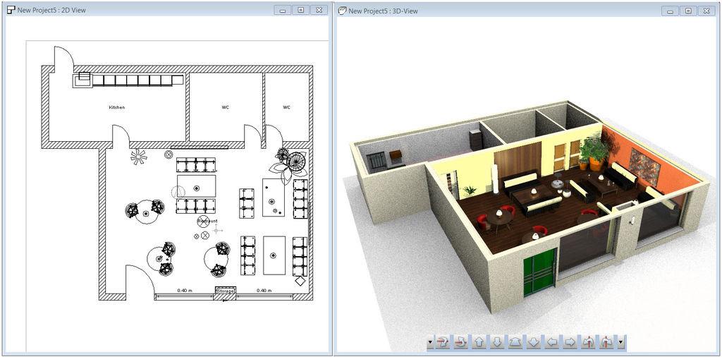 Interior Design Planning minimalist home design