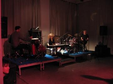 Brendan Daugherty, Magda, Tony Buck at Podewil
