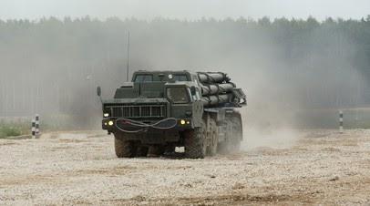 РИА Новости: «Торнадо-С» получит самонаводящиеся ракеты
