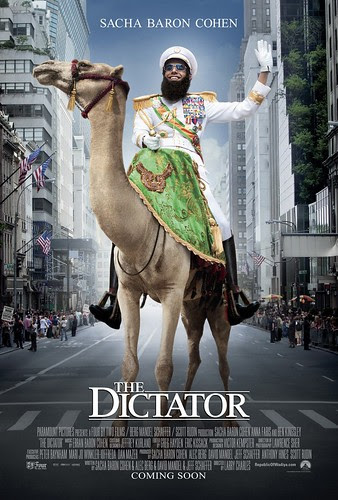 The Dictator - Poster